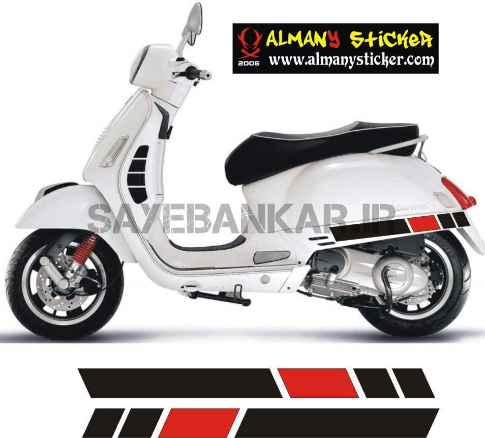 استیکرموتور-برچسب-موتورسیکلت
